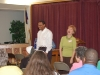 Unity in Little Rock Platform Meeting: July 21. 2008.  Logan Hampton and Katherine West : moderators