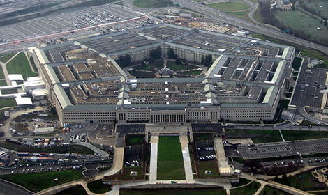 The Pentagon in Washington, D.C.