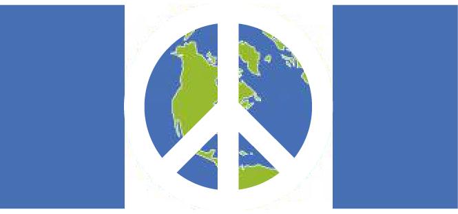 peace globe