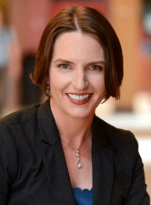 Megan Amundson, Executive director of National WAND